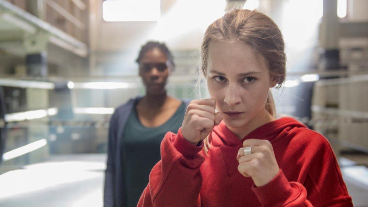 Main still: Fight Girl