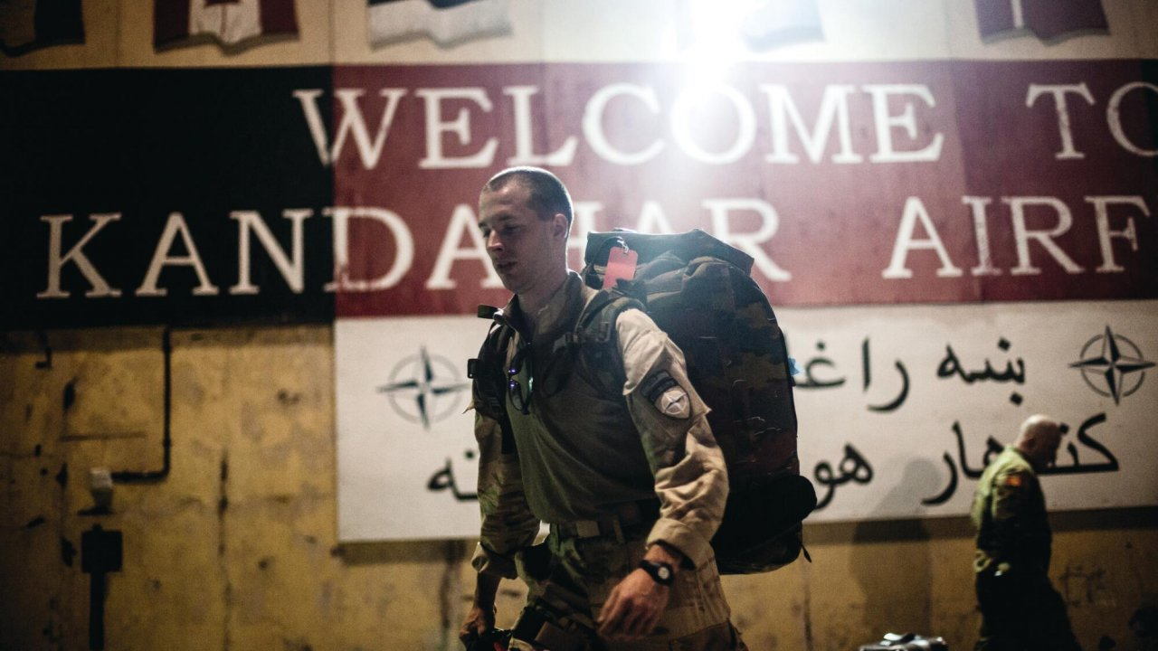 Main still: The Last Mission: Our Boys in Afghanistan