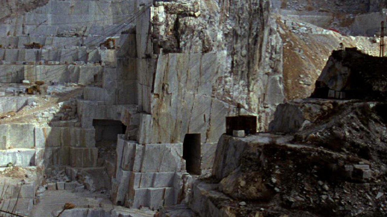 Main still: Concrete & Samples III Carrara